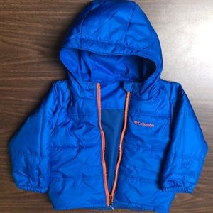 Columbia Reversible Jacket Size - 2T